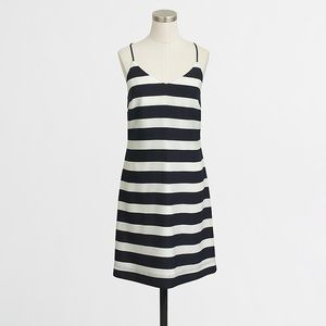 NWOT J. Crew Factory racerback tank dress